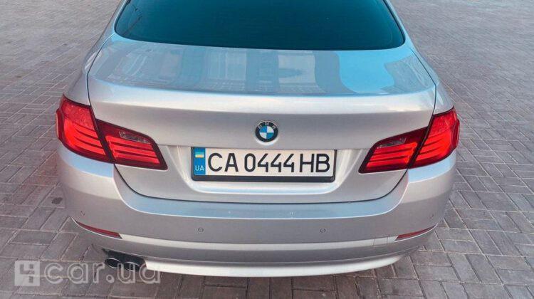 BMW 5 Series 520d, 2011
